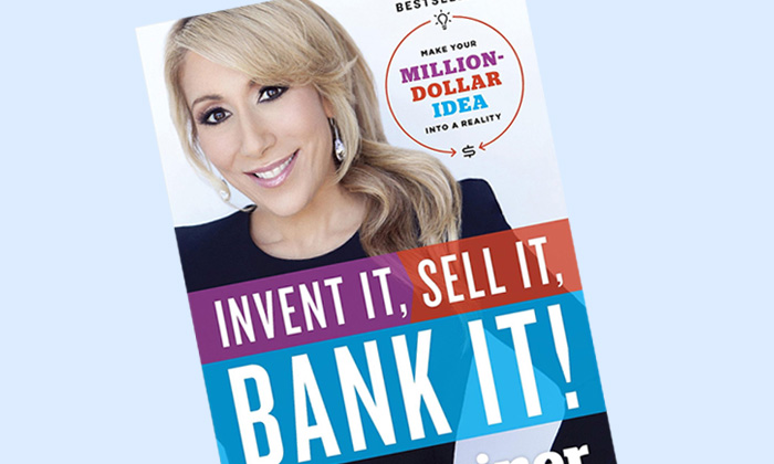 Book Review: Invent It, Sell It, Bank It by Lori Grenier
